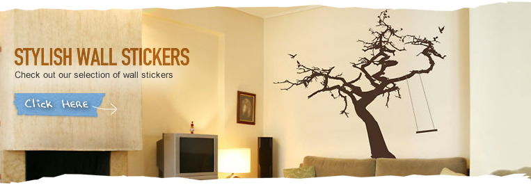 Featured Wall Stickers